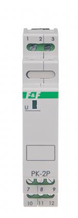 МТВ2-ВZ15 Основание с 2 блок--контактами, 1HO+1H3, металл