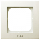 Ramka pojedyncza do łączników IP44  Ospel As - Ecru - RH-1G/27