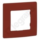 Ramka Pojedyncza Czerwona Legrand Niloe - 665021