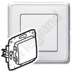 Klawisz Z Symbolem Dzwonka Biały Legrand Cariva - 773629