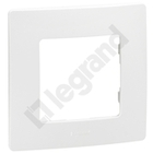 Ramka Pojedyncza Biała Legrand Niloe - 665001