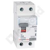 Wyłącznik Różnicowoprądowy P 302 25 A 30 mA AC - Legrand 008909