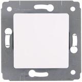 Łącznik Jednobiegunowy Biały 10AX-250V~ Legrand Cariva - 773601